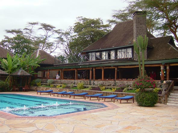 Private Nakuru & Mara Adventure - Swimming pool