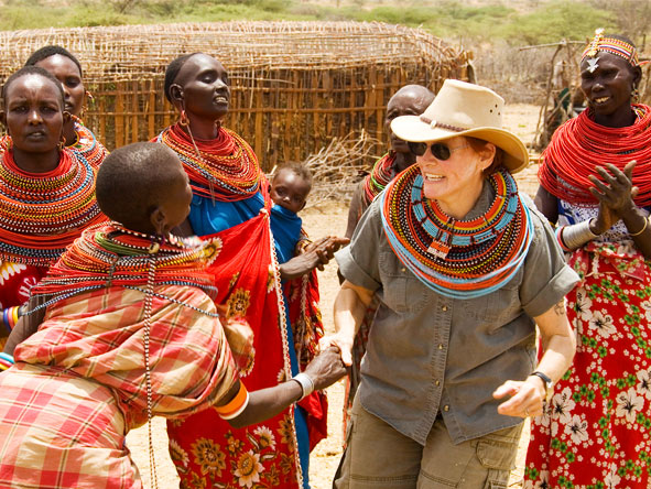 Affordable Kenya Flying Safari - Cultural exchange