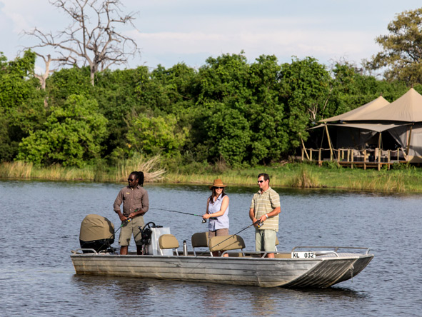 Best of Botswana Safari - Fishing