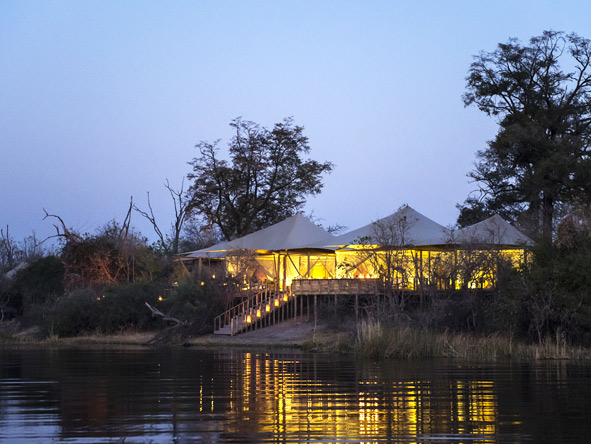Best of Botswana Safari - Early evening game drives