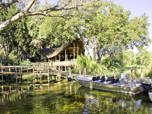 Best of Botswana Safari - Boat safaris & canoe adventures