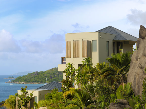 Luxury Seychelles Spa Holiday - Stunning views