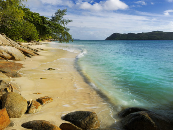 Luxury Seychelles Spa Holiday - Anse Tamake