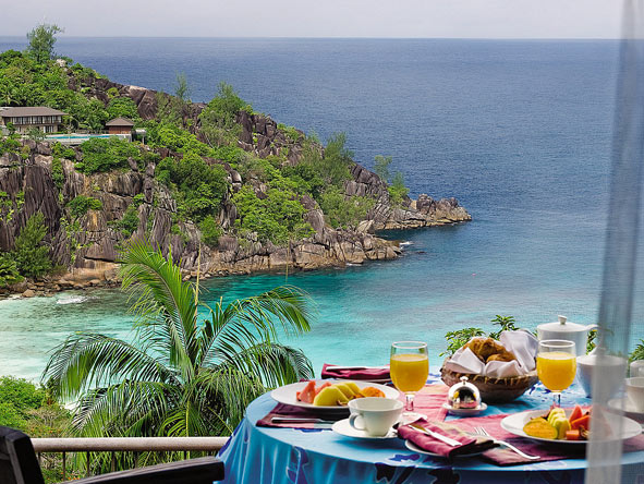 Luxury Seychelles Spa Holiday - Healthy & delicious meals