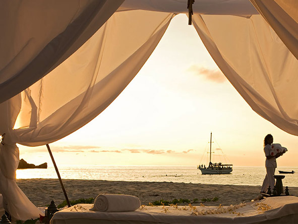 Luxury Seychelles Spa Holiday - Stunning sunsets