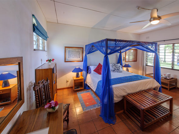 Malawi Bush and Beach for Families - Spacious suites