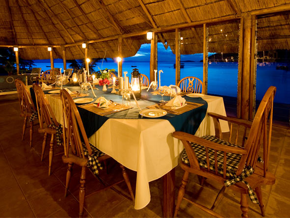 Malawi Bush and Beach for Families - Delicious meals