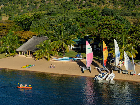 Malawi Bush and Beach for Families - Sailing