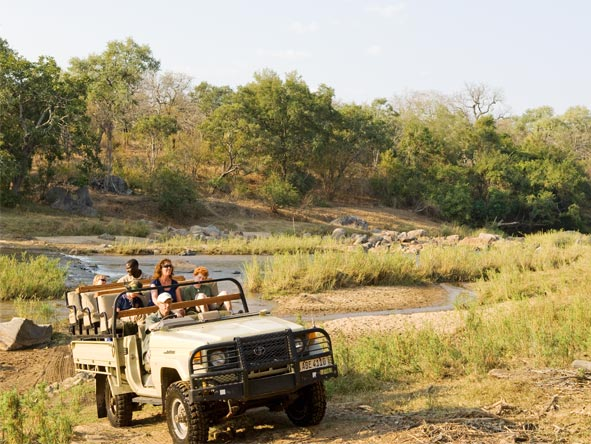 Safari & Lake Adventure - Game drives