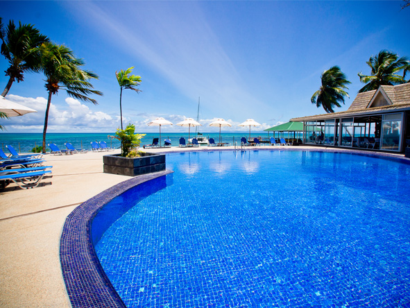 Three Island Seychelles Escapade - Swimming pool