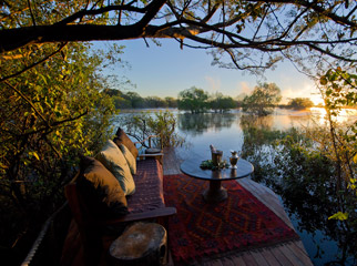 Top 5 Places to Pop the Question - Sindabezi Island Camp