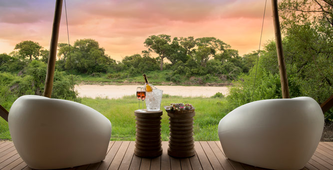 Top 5 Places to Pop the Question - Ngala Tented Camp