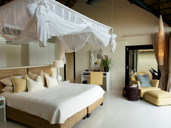 Exceptional accommodation is just part of the Lion Sands experience.