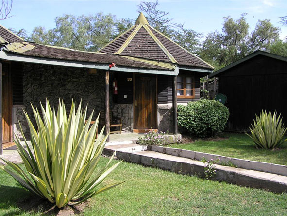 Mt Kenya Mara Road Safari - Spacious rooms