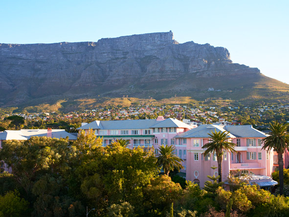 Discerning Cape, Safari & Coast - Table Mountain