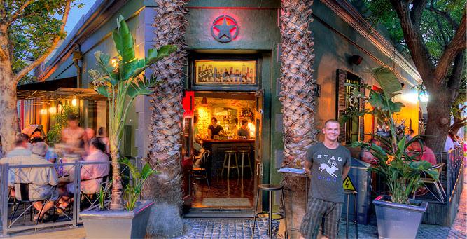Rainbow Romance - Manhattan Club in Cape Town