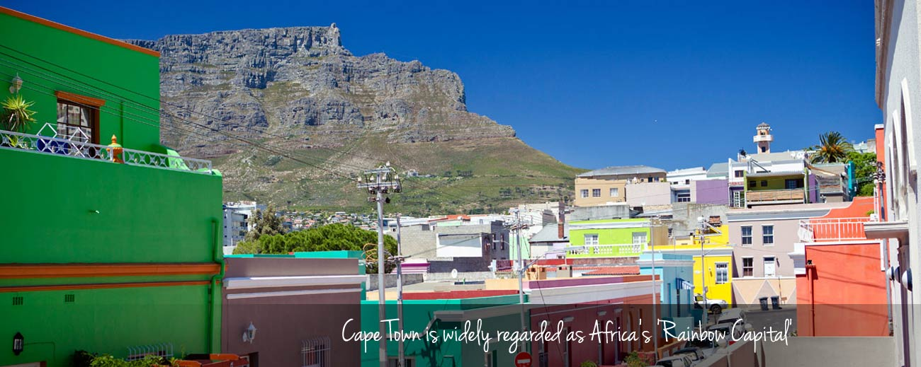 Rainbow Romance - a Gay Friendly Guide to Cape Town