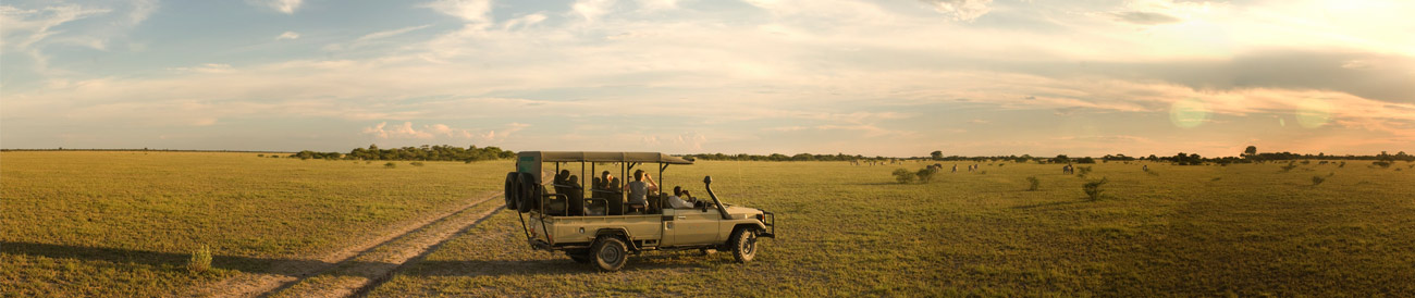 Scenic Serengeti, Selous & Spice Experience