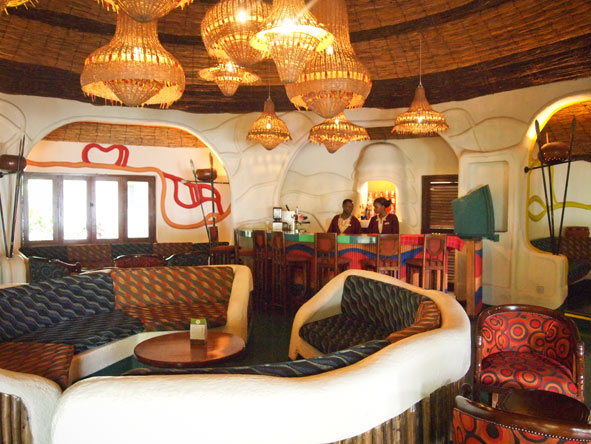 Scenic Serengeti, Selous & Spice Experience - Maasai-inspired decor