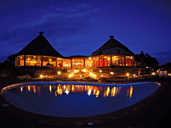 Scenic Serengeti, Selous & Spice Experience - Star-spangled sky