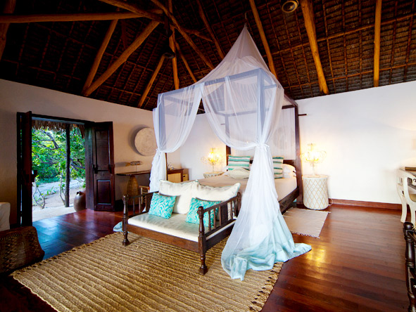 Luxury Safari & Island Honeymoon - Plenty of comfort