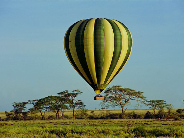 Tanzania Family Safari - Private 4x4 - Hot-air balloon excursions