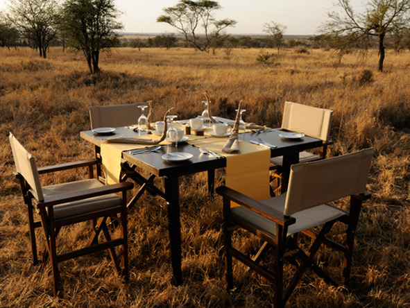 Known for its discreet, personalised service, Asilia's Olakira Camp is ideal for a honeymoon safari.