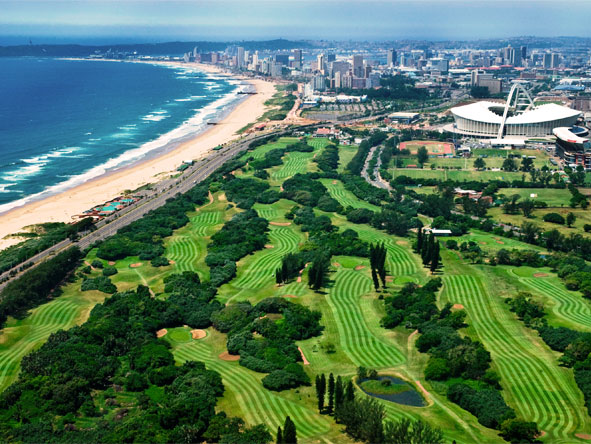 Rovos Rail Golf Safari - Durban's Beachwood course