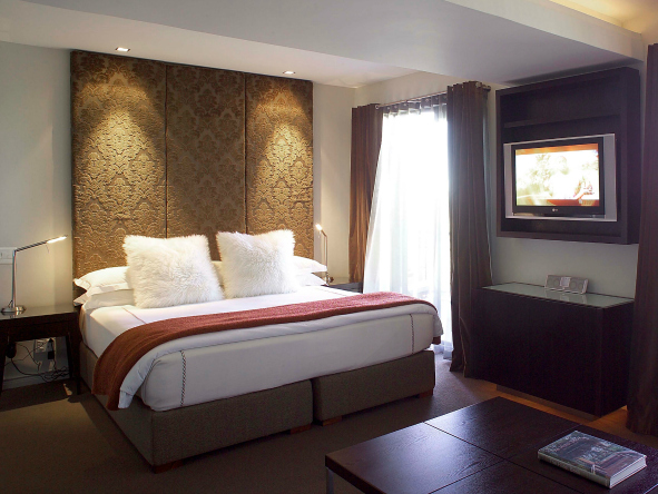 Kensington Place - Spacious rooms