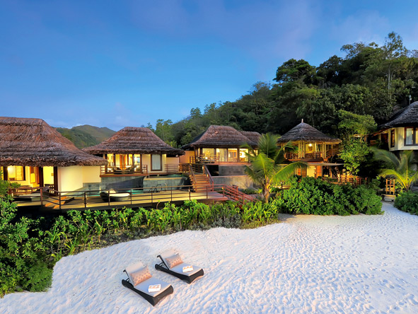 There's no mistaking the advantage of a Constance hotel: prime position on some of the Indian Ocean's best beaches.