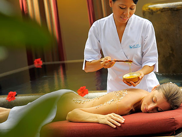 Soothing massages & pampering beauty treatments are all part of the Constance experience.