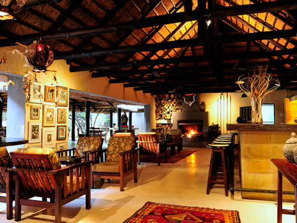 Sabi Sabi camps radiate a cool, colonial-chic feel with plenty of modern touches.