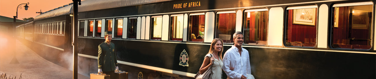Rovos Rail Epic Africa Train Journey