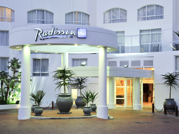 Radisson Blu Hotel Waterfront - Nearby attractions