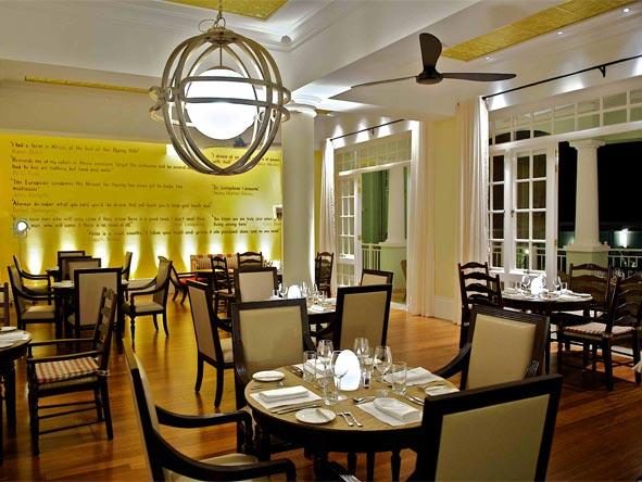 Hemingways Nairobi - European classic dishes