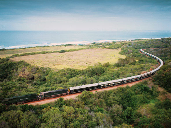 Best of South Africa Train Journey - Stunning scenery