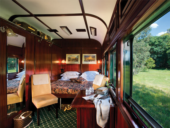 Luxury South African & Namibia Rail Journey - Unfolding views