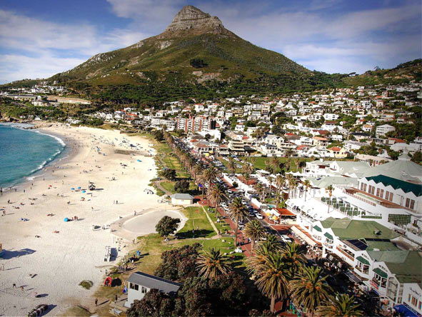 The Marly Boutique Hotel - Camps Bay