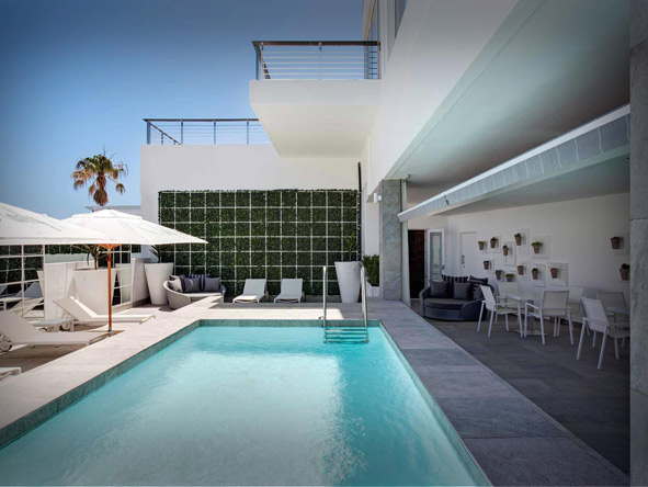 The Marly Boutique Hotel - Swimming pool