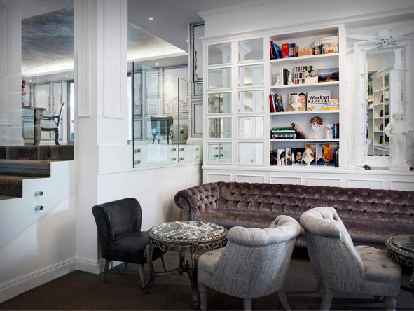 The Marly Boutique Hotel - French decadence