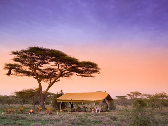 Treasures of Tanzania - Mobile camps