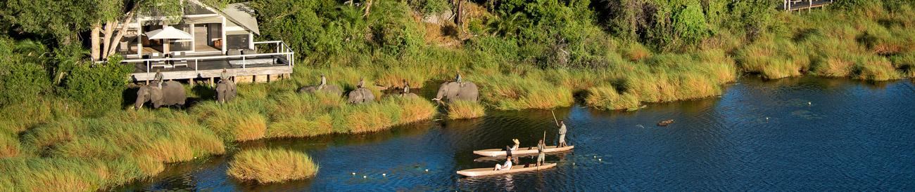 Journey through Botswana