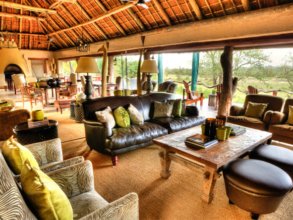 Great Value Cape, Kruger & Seychelles - Elegant lounge