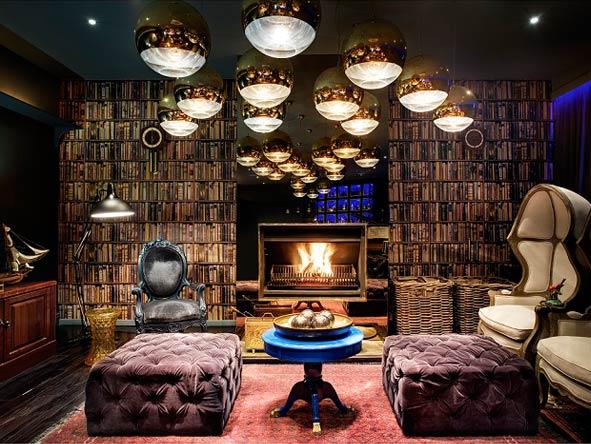 Majeka House - Elegant lounge