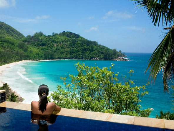Exclusive Seychelles Spa Experience - Private plunge pool