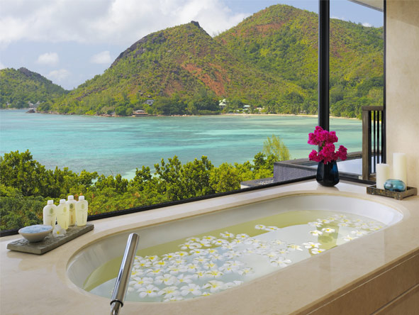 Exclusive Seychelles Spa Experience - Stunning views