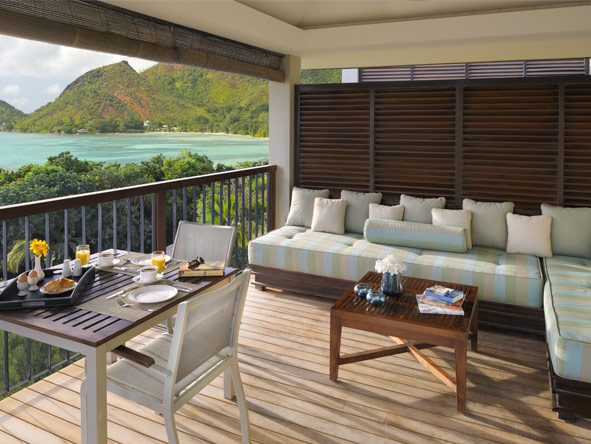 Exclusive Seychelles Spa Experience - Delicious, healthy breakfasts