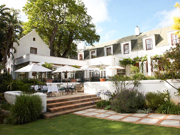 Best of Cape Town & Winelands Explorer - Classic, country house experience