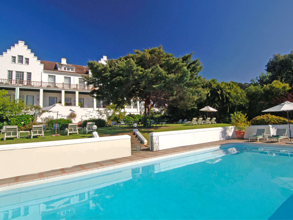 Best of Cape Town & Winelands Explorer - Heated swimming pools