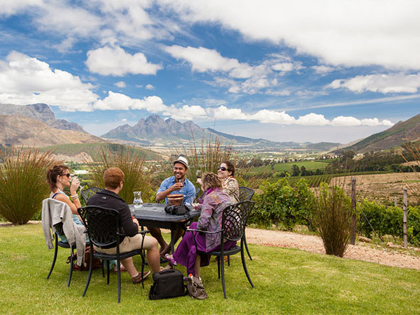 Best of Cape Town & Winelands Explorer - Guided wine tours